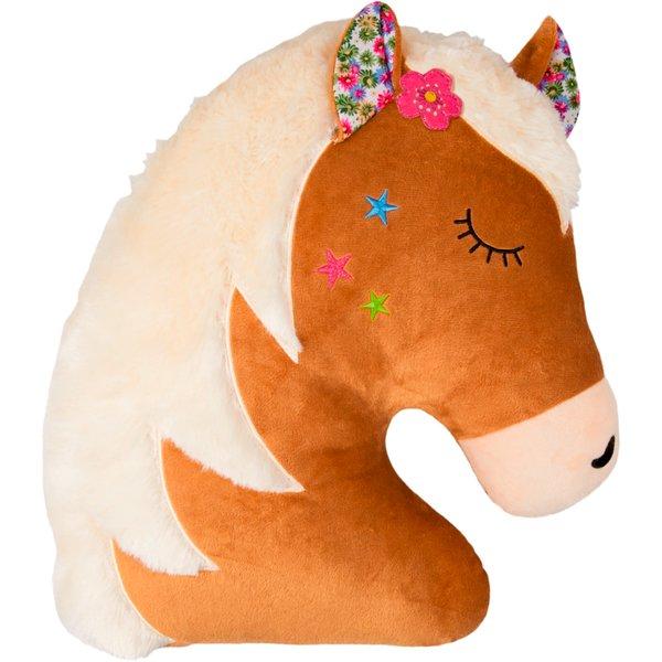 DIE SPIEGELBURG Kissen Pferdefreunde