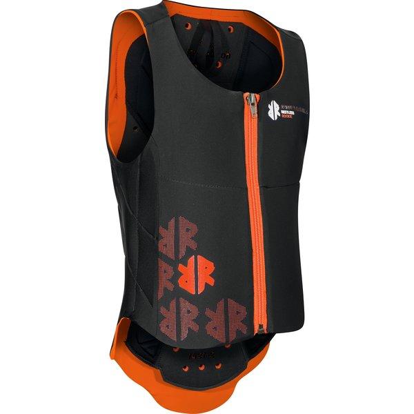 KOMPERDELL Ballistic Vest Junior schwarz/orange | 152