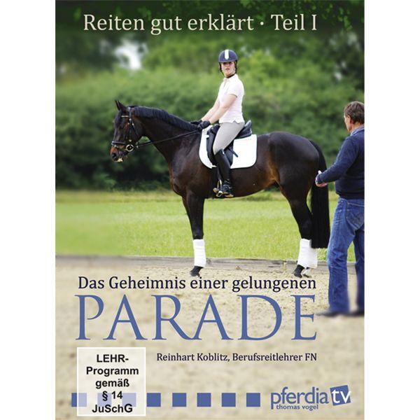 Das Geheimnis einer gelungenen Parade, DVD