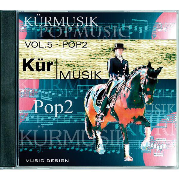 Kürmusik POP 2 Vol. 5 CD