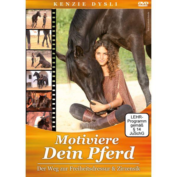 Motiviere Dein Pferd, DVD