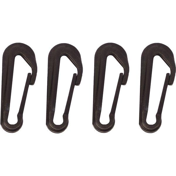 Horseware Bit Clips schwarz | 5 CM