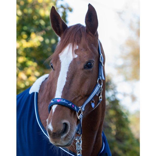 #Soulhorse Halfter Fashion navy | Pony