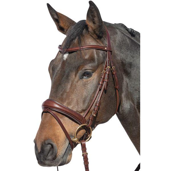 Cheval de Luxe Trensenzaum Chantilly
