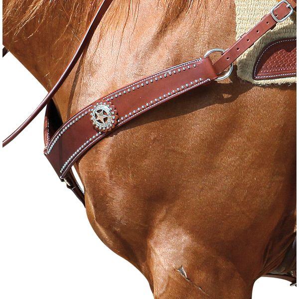 L-pro West Western-Vorderzeug Texas Star