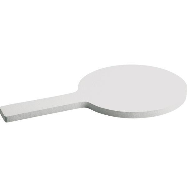 ESKADRON Sattelunterlage Zellkautschuk Keyhole-Pad