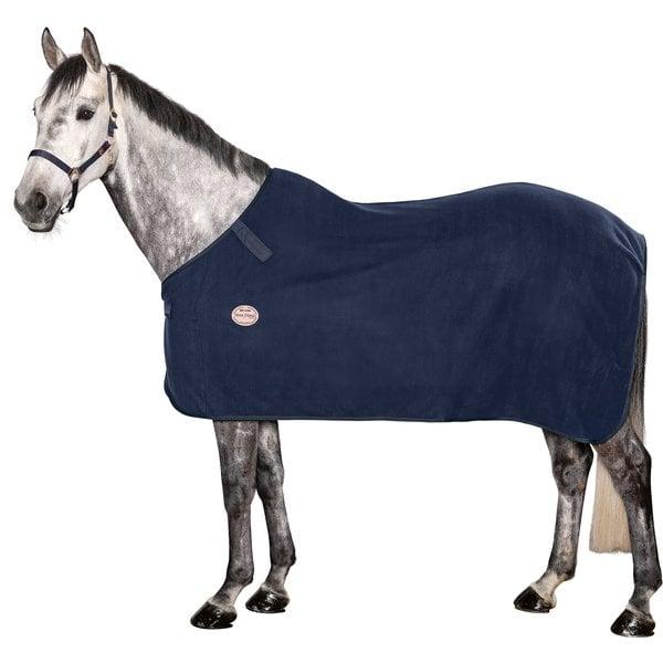 Horse-friends Unterdecke Fleece marine | 145 cm