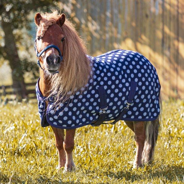 Horse-friends Abschwitzdecke Dots Piccolino