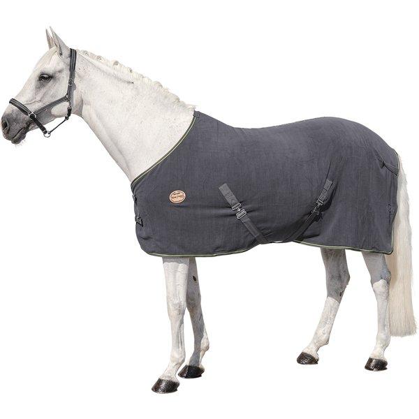 Horse-friends Abschwitzdecke graphite | 145 cm
