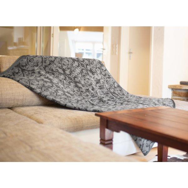 EQuest EQ Style Dralon-Wohndecke Quad royal shine | 150 cm x 200 cm