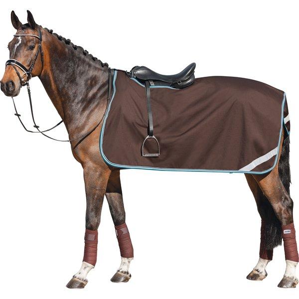 Horse-friends Regen-Ausreitdecke Chesterfield, für Englischsättel