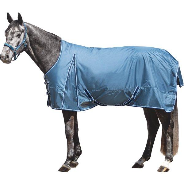Horse-friends Thermo- und Paddockdecke Ice Diamond 200 g ice blue | 165 cm