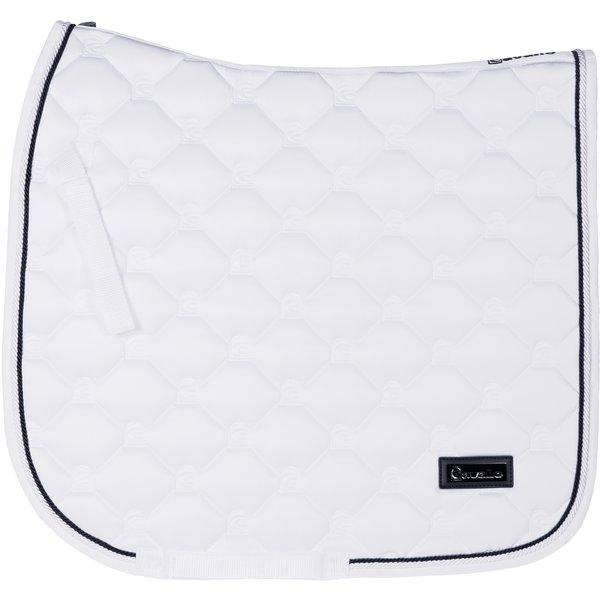Cavallo Schabracke Hanaya white | Warmblut/Dressur