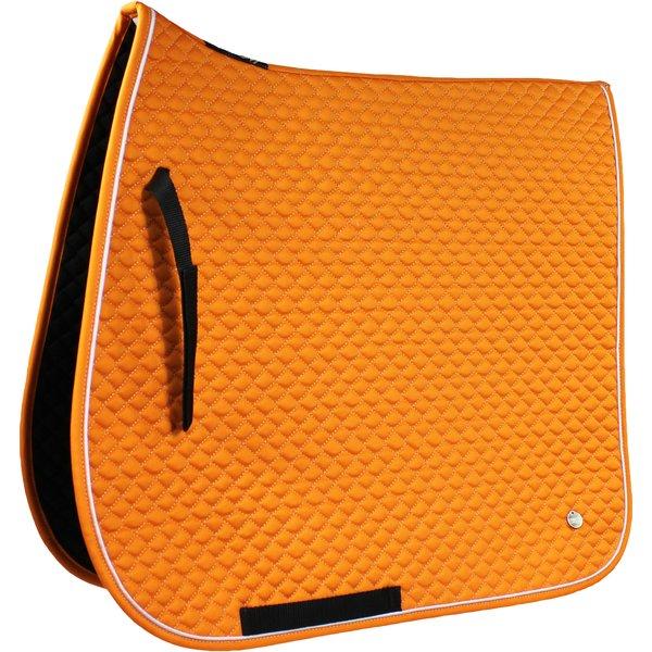 EQuest Schabracke EQ Globe Cotton Classic orange | Pony/Dressur