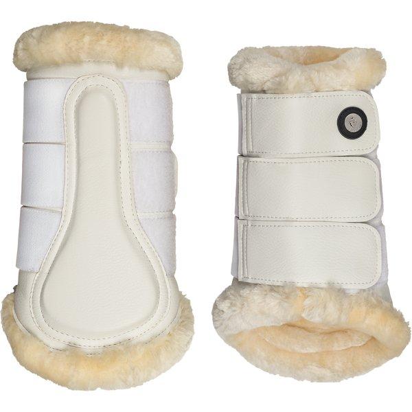 Cheval de Luxe Gamaschen Soft white | XL