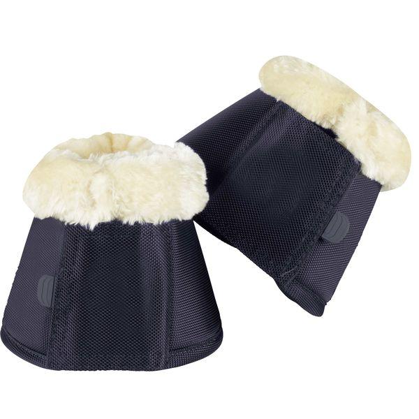ESKADRON Hufglocken Faux Fur für Vorder- und Hinterbeine