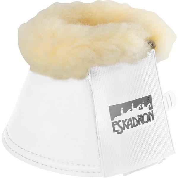 ESKADRON Hufglocken white | XL