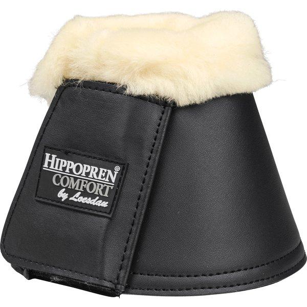 Hippopren Comfort Lammfell-Hufglocken