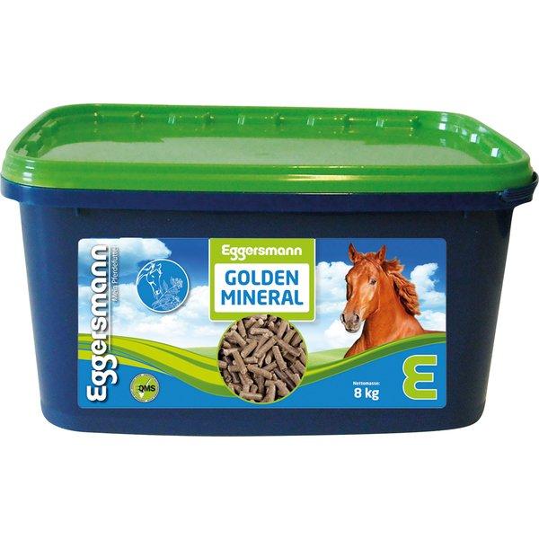 Eggersmann Golden Mineral 8 kg | Eimer