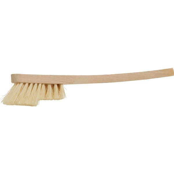 Loesdau Huf-Pflegebürste mit Bart