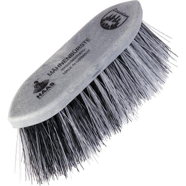HAAS Mähnenbürste silber