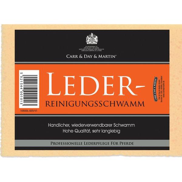 Carr & Day & Martin Leder-Reinigungsschwamm