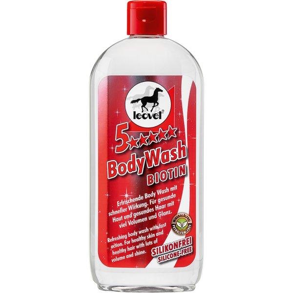 leovet 5-Star Body Wash Biotin 500 ml
