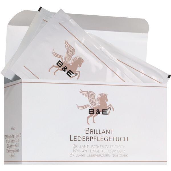 BENSE & EICKE Brillant Lederpflegetuch