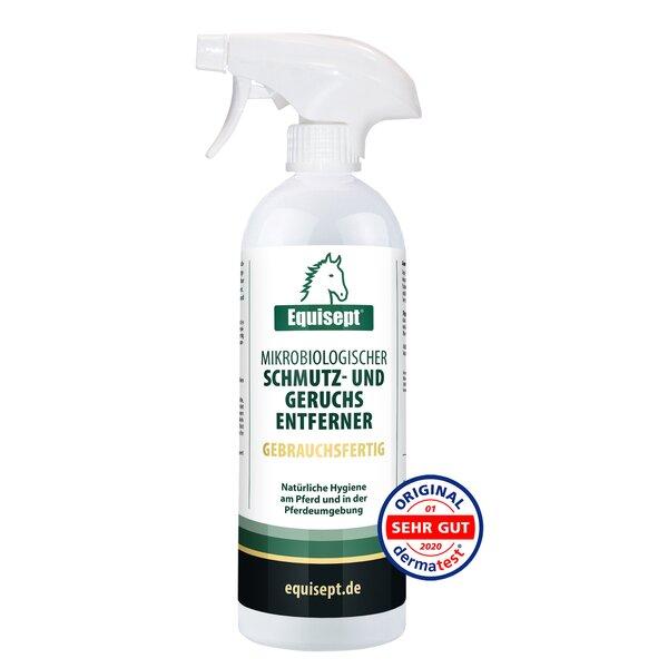 Equisept Mikrobiologischer Schmutz- und Geruchsentferner 750 ml