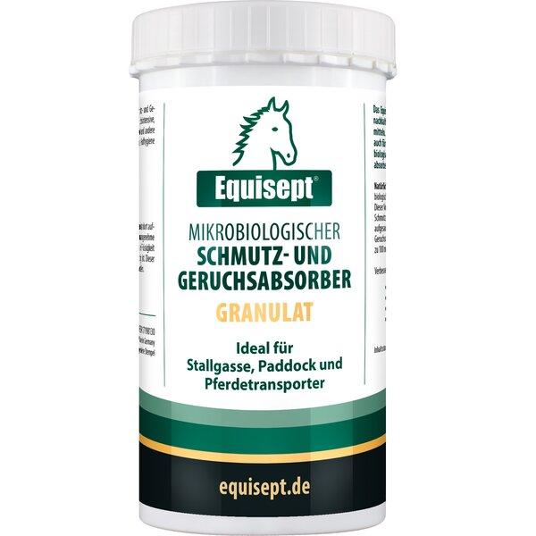 Equisept Mikrobiologischer Schmutz- und Geruchsabsorber Granulat 250 g