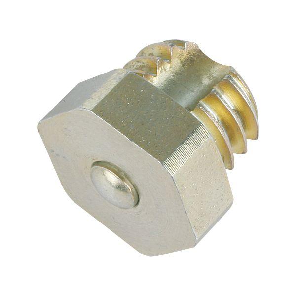 HEPP Sechskannstollen 5mm mit Widiastift