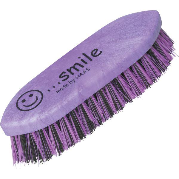 HAAS Mähnenbürste Smile je nach Lagerbestand