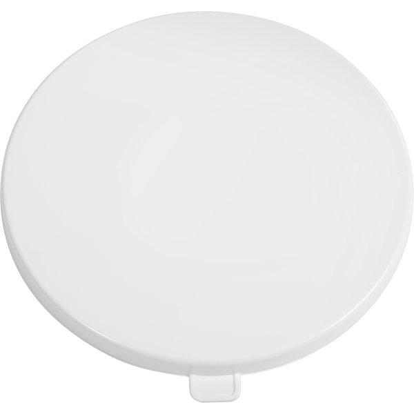 Deckel für Futterschale weiß | 2 Liter