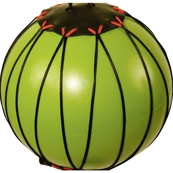 KERBL Therapiespielball für Pferde grün   ca. 25 cm
