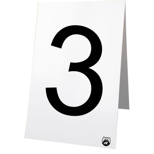 Loesdau Parcoursnummern