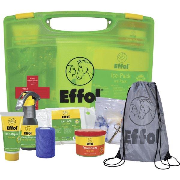 Effol Erste-Hilfe-Koffer grün