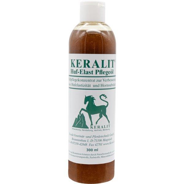 KERALIT Huf-Elast Pflegeöl 300 ml