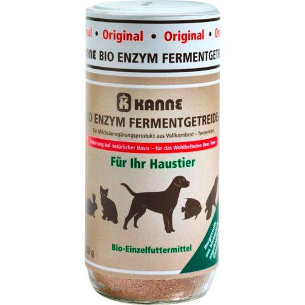 KANNE Bio-Enzym-Ferment-Getreide, für Haustiere 250 g