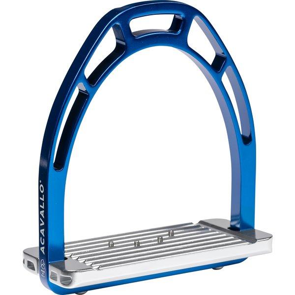ACAVALLO Steigbügel Arco Alupro blue
