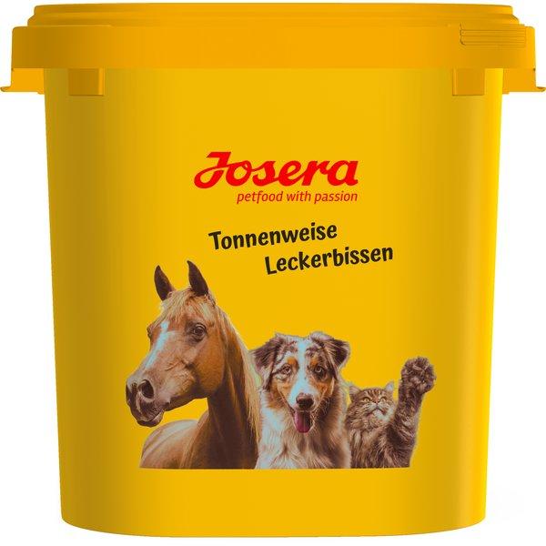 Josera Futtertonne mit Deckel 35 Liter