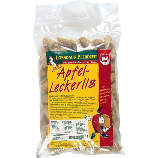 PFERDEfit by Loesdau Apfel-Leckerli 3 kg