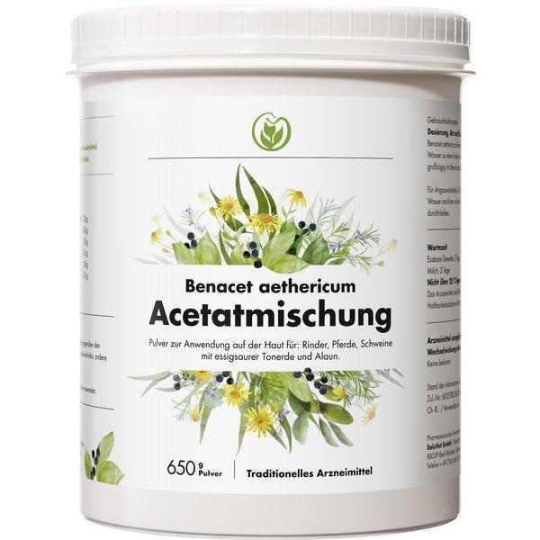 Dr. Schaette Benacet aethericum Acetatmischung 650 g