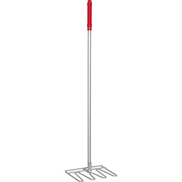 KERBL Harke Extra für Bollensammler rot | 75 cm