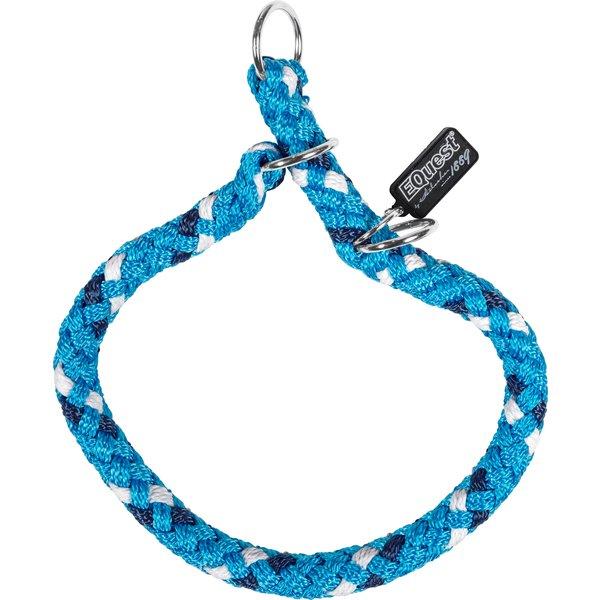 EQuest4DOGS Zugstop-Halsband Ultimo, schmal neptun   30 cm