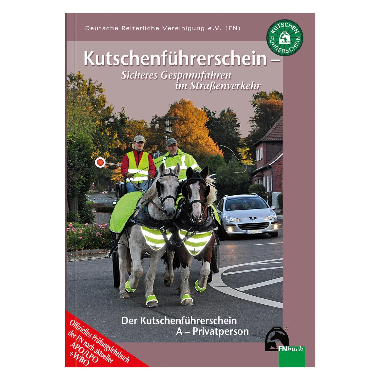 Kutschenführerschein, FNverlag