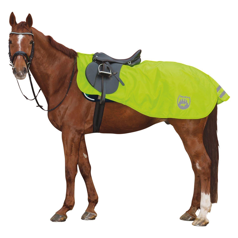 Horse Friends Reflex Ausreitdecke Mit Fleecefutter