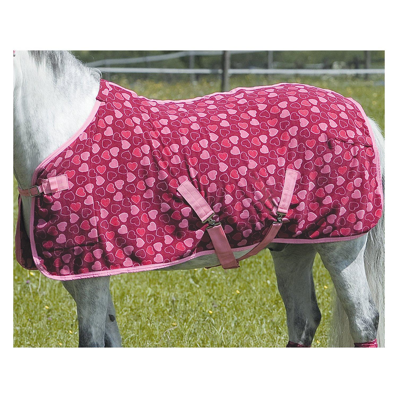 Pony Decken: Transport- Und Abschwitzdecke Pony Love