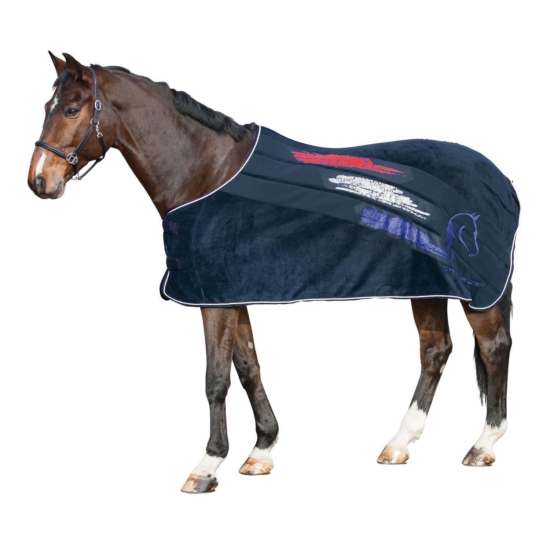 Pony Decken: Cheval De Luxe Abschwitzdecke Cecile
