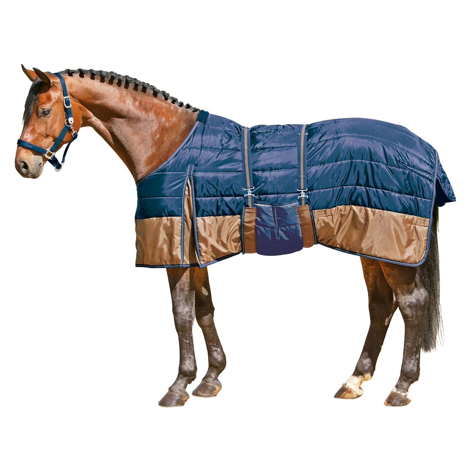 Horse Friends Thermodecke Artikos Mit Bauchlatz Winter