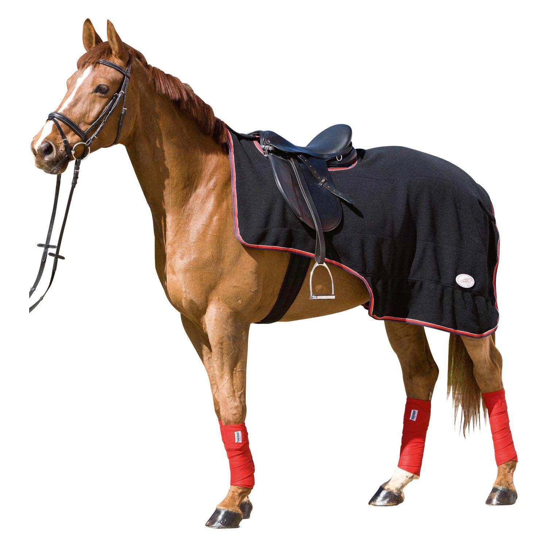 Pony Decken: Happy Moving Ausreitdecke